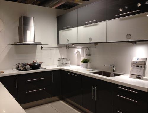 Deko dapur ask home design for Small kitchen kabinet